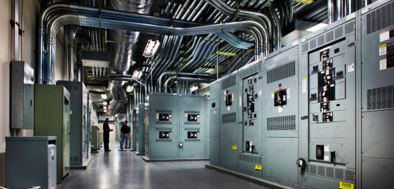 Información básica sobre las salas eléctricas