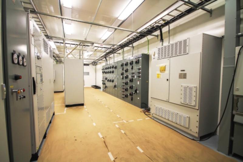 Las características de nuestras salas eléctricas